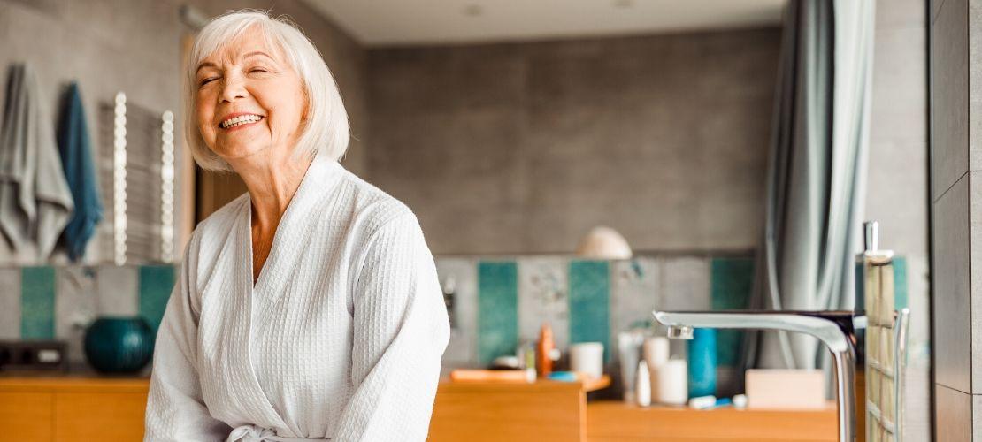 Seniors et PMR : tous les agencements pour vous simplifier la vie !