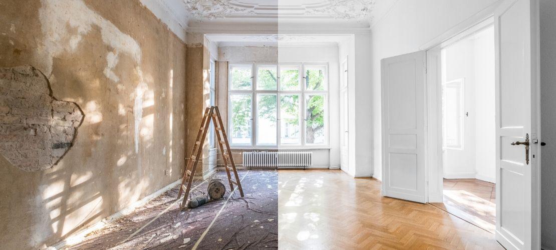 Ce qu'il faut savoir si vous achetez un appartement pour le rénover