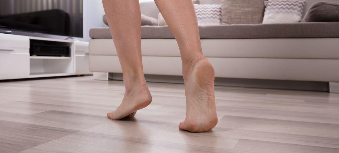 Chauffage : la solution du plancher chauffant
