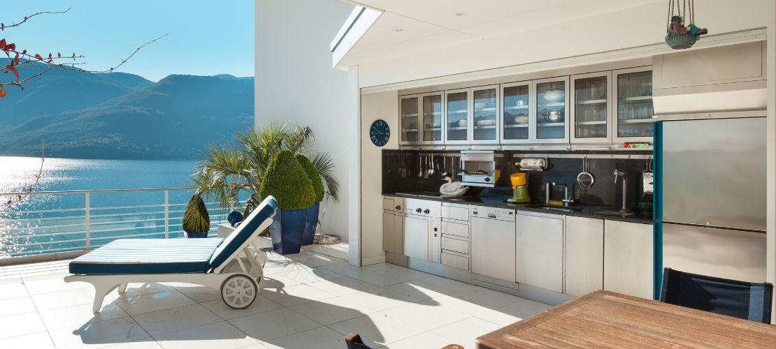 Tout ce que vous devez savoir avant de faire construire une cuisine d'été