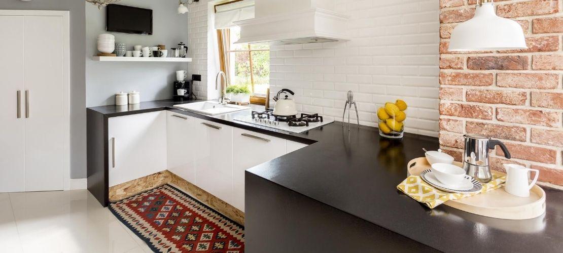 Comment aménager une cuisine dans un petit espace ?