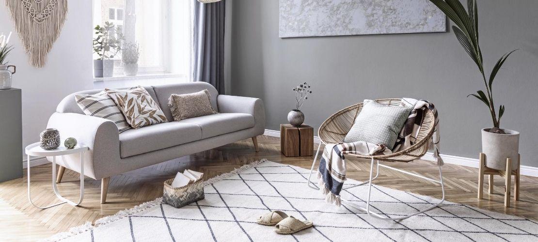 Idée déco : à quelle autre couleur marier le gris ?