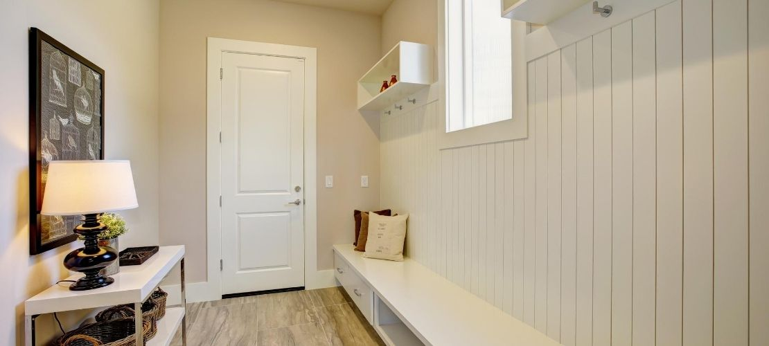 Nos meilleures astuces décoration pour un couloir long