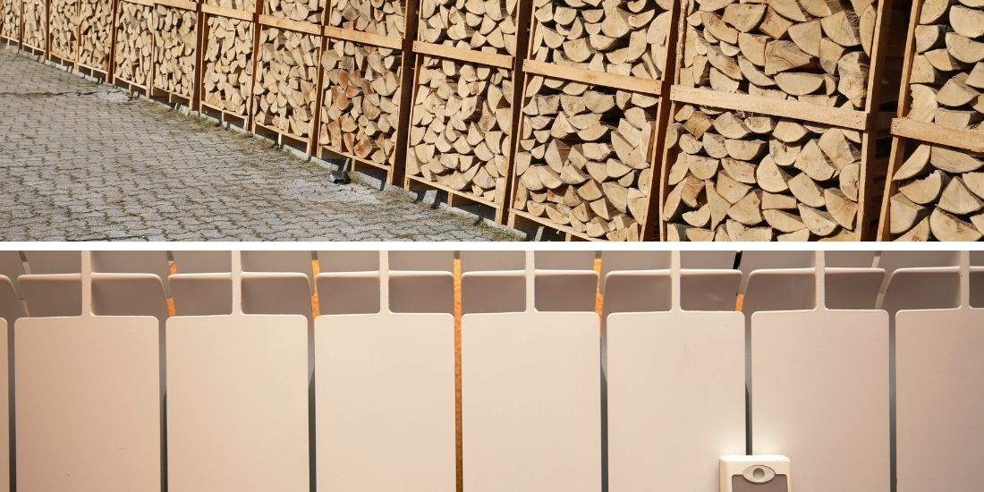 Chauffage bois ou chauffage fioul : lequel choisir et pourquoi ?