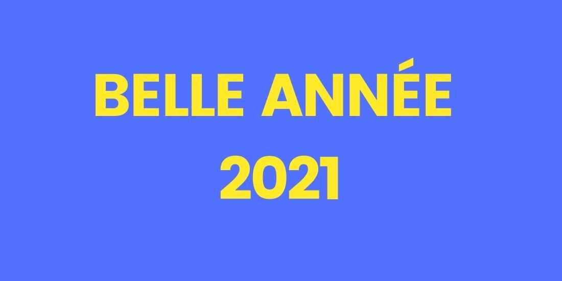 Toute l'équipe helloArtisan vous souhaite une très belle année 2021