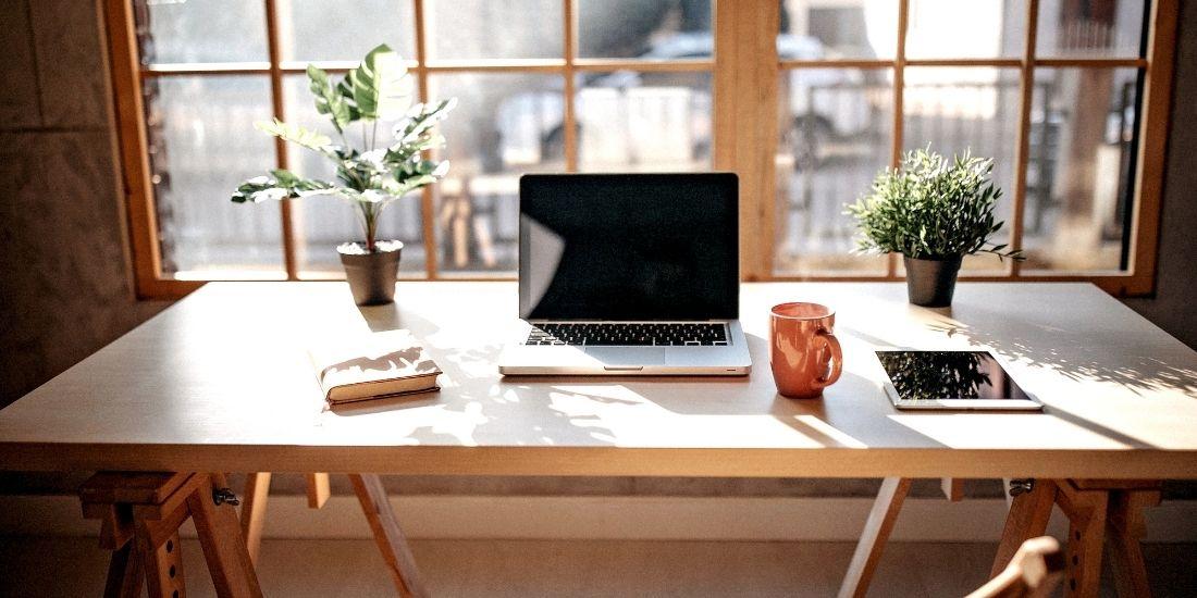 Aménagement d'un bureau à la maison