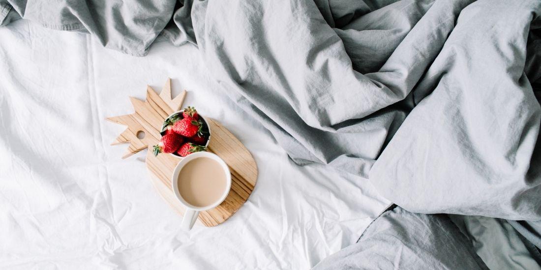 Linge de lit pour une location