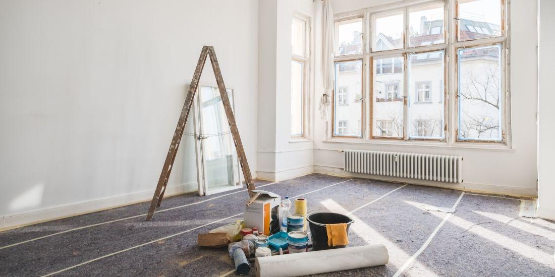 Comment rénover un appartement en vue d'une location ?