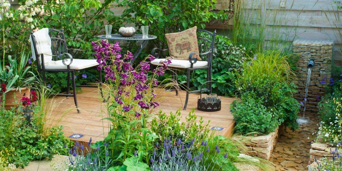 Comment aménager un jardin sans pelouse ?