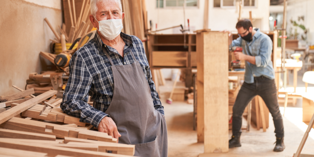 Professionnels du bâtiment : qui sont concernés par le pass sanitaire ?