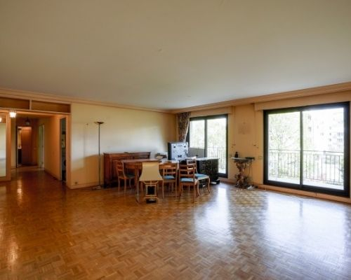 Rénovation totale d'un appartement de 73 m2 à Courbevoie, Ile de france