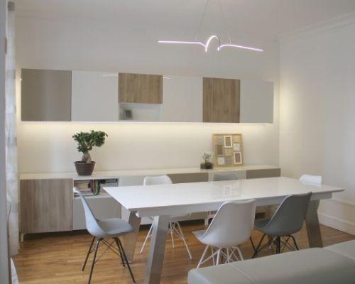 Rénovation d'un appartement hausmannien de 83 m2