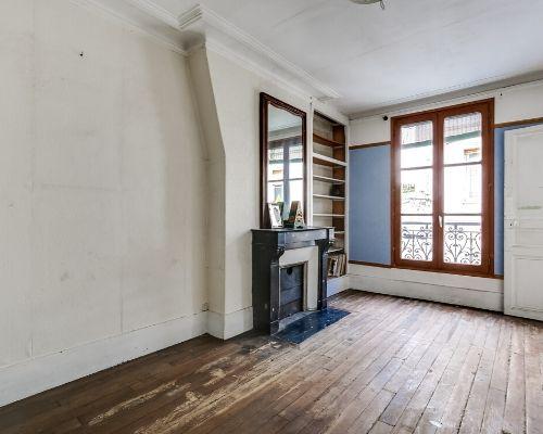 Rénovation complète d'un appartement à Paris