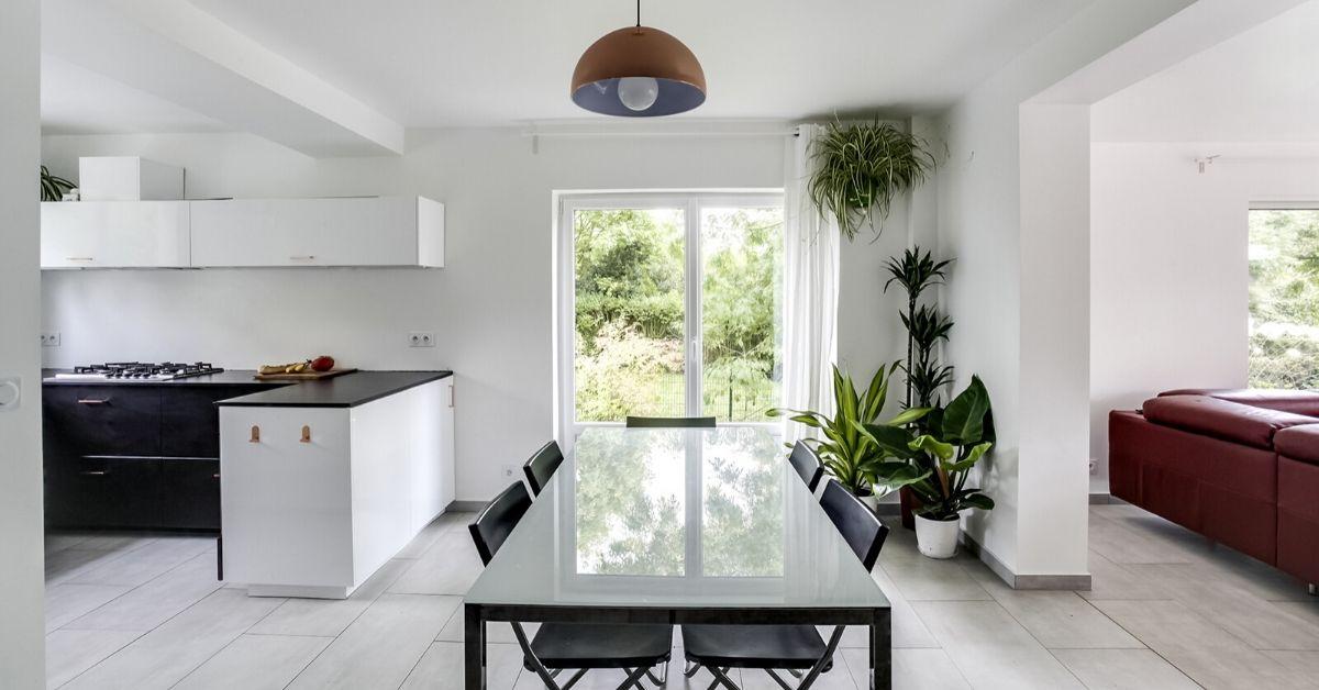 Extension d'une maison en Île de France