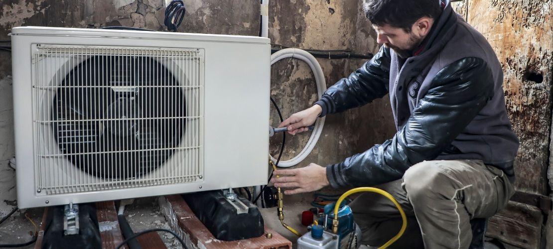 Coût de l'installation d'une pompe à chaleur